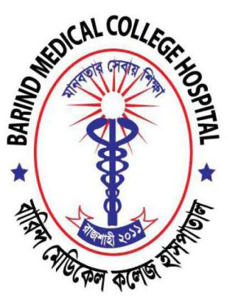 Barind Medical College New Logo
